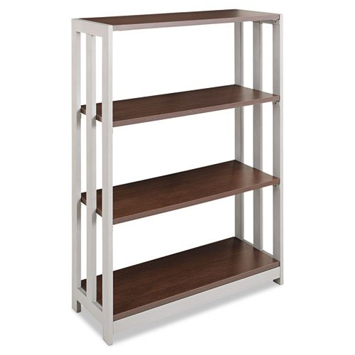 Trento Bookcase Finish: Mocha