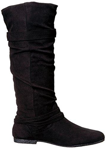 Dolce Da Mojo Moxy Donna Jussie Slouch Boot Nero