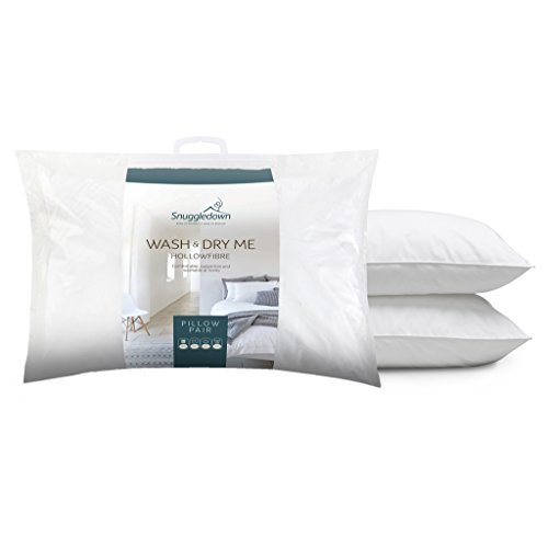 Snuggledown Wash and Dry Me Pair Pillow by Snuggledown of Norway by Snuggledown of Norway