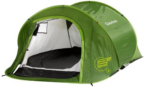 Ein gutes Zelt finden Sie bei dem Hersteller Quechua.
