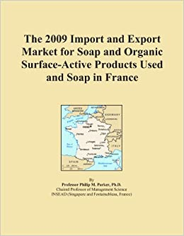 Book The 2009 Import and Export Market for Soap and Organic Surface-Active Products Used and Soap in France