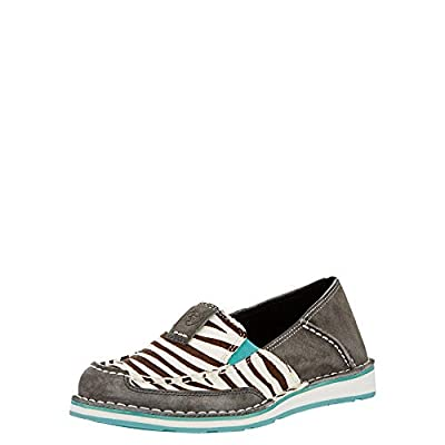 ARIAT Women's Slip on Shoe Sneaker