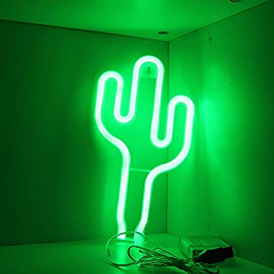 LED Neon Light Signs,Wall Decor Holiday Decor Light for Kids' Room Decorations Birthday Party Light