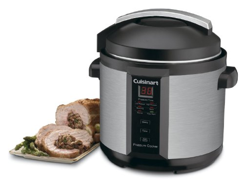 Cuisinart Pressure Multiple Cooking Options