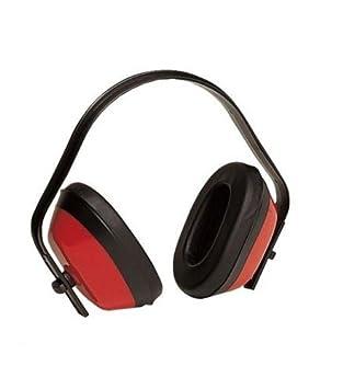 Takestop® Auriculares antirruido de trabajo Auriculares Anti Ruido ajustable seguridad protección auditiva de polipropileno