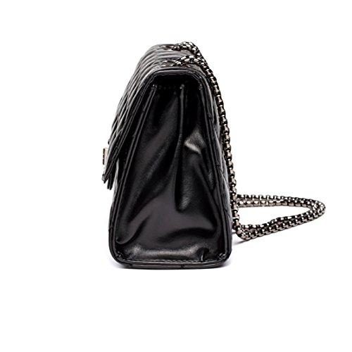 Sulmoe , Damen Tote-Tasche schwarz schwarz