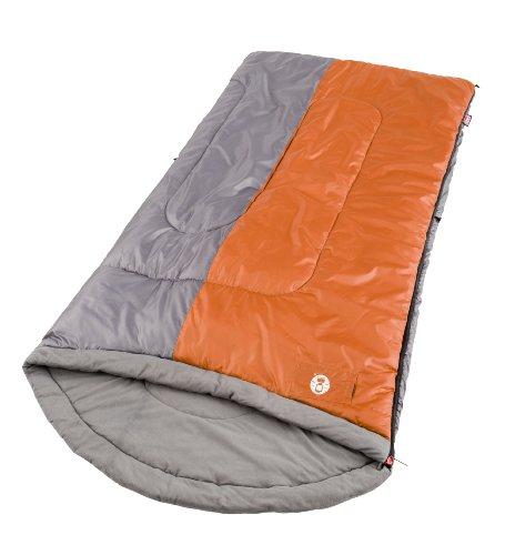 Coleman Nimbus Large Warm-Weather Scoop Sleeping Bag, Outdoor Stuffs