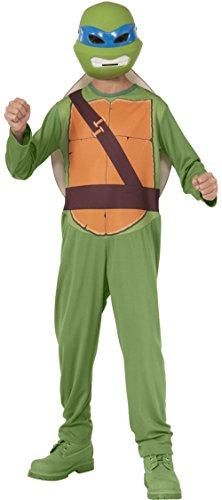 Allowing Costume (Teenage Mutant Ninja Turtles Leonardo Action Blister Pack Childs Costume Set)