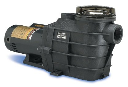 Hayward SP3007X10AZ2 1 HP Standard Efficient Super II Single Speed In-ground Pool and Spa Pump by Hayward