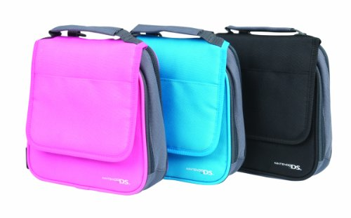 Universal Transporter Carrying Case for 3DS, DS Lite, DSi and DSi XL - Pink