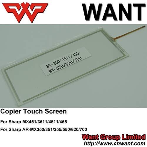 Printer Parts Copier Touch Panel MX550 MX620 MX700 MX350 MX351 MX355 Copier Touch Screen for Sharp Copier Parts
