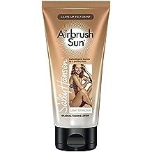 Sally Hansen Airbrush Legs Sun Gradual Tanning Lotion, Light, 5.9 Ounce