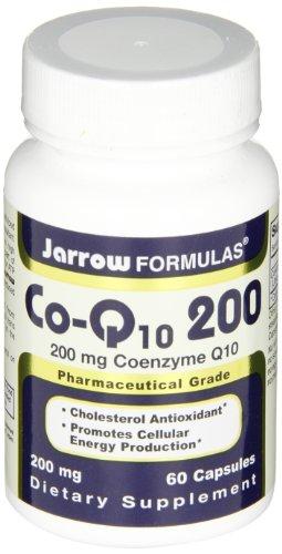 Jarrow Formulas CoQ10 200 mg, 60 capsules