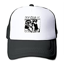 Funny Sonic Youth Adult Nylon Adjustable Sport Hat