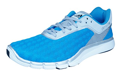 adidas Adipure 360.2 Womens Fitness Sneakers/Shoes-Blue-7