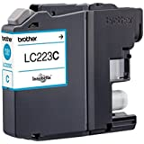 Brother LC-223C Cartouche Cyan 550 Pages