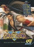 UFS SNK Samurai Shodown CUTTING EDGE Haohmaru Starter Deck