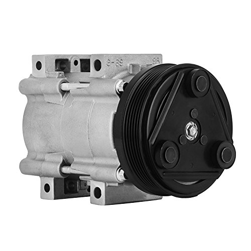 SucceBuy AC Compressor For 01-07 Ford Taurus Mercury Sable AC Compressor Clutch 3.0L Air Conditioning Compressor Clutch 58168