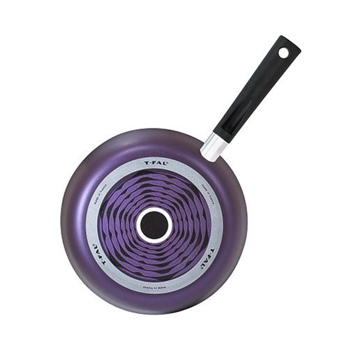 UPC 032406035935, T-fal Color Collection Nonstick 2-Piece Saute Pan Set, Grape