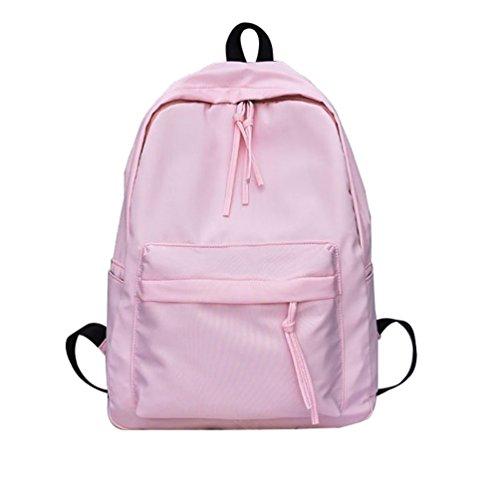 CHENYANG version coréenne de sac à bandoulière loisirs mode femmes sac Pink