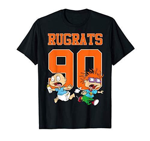 Rugrats Classic Basketball Jersey Tommy, and his friends T-Shirt]()