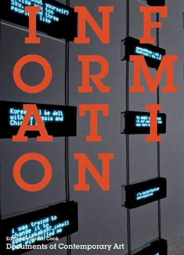 Information (Whitechapel: Documents of Contemporary Art)