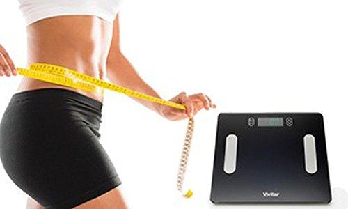 Vivitar HealthSmart Body Fat/Hydration Digital Scale