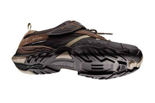 Trail Leisure Scarpe Shimano Mt42 Shoe Spd Marrone 8Pwqxn