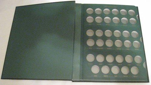 Buffalo Nickels 1913 - 1938 Coin Album (The Coin Collector)