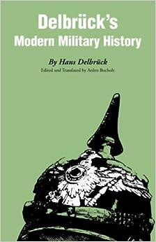 Book Delbrück's Modern Military History