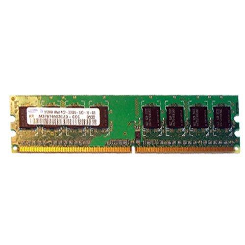 M378T6553CZ3-CCC Samsung 512mb Ddr2 400mhz Pc2-3200u 240pins (Samsung 512mb Ddr2)