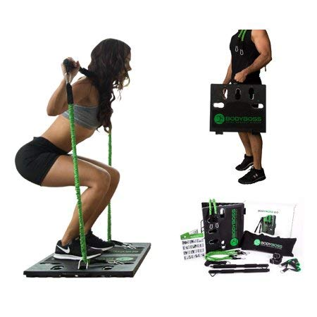 Kinelo BodyBoss Home Gym 2.0 – Full Portable Gym