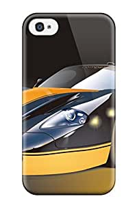 Series Skin Case Cover For Iphone 4/4s(vehicles Car)