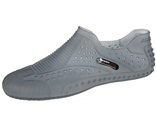 Beppi aqua zapatos de agua zapatillas de playa de surf negro