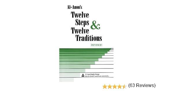 Al-Anons Twelve Steps & Twelve Traditions: Al Anon: 9780910034432 ...