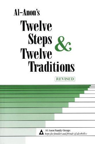 Al-Anons Twelve Steps & Twelve Traditions (Family Hope Program Guide)