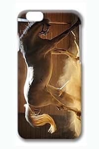 Case Cover For HTC One M8 3D Fashion Print Drop Protection Case Cover For HTC One M8 Horse At Barn Scratch Resistant es