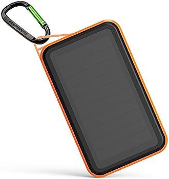 Allpowers 15000mAh Solar Portable Power Bank