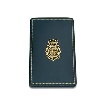Estuche medalla POLICIA NACIONAL: Amazon.es: Electrónica