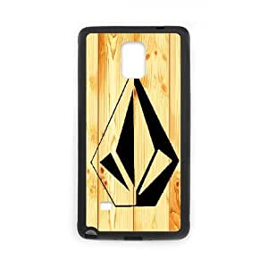 Samsung Galaxy Note 4 Phone Case for VOLCOM pattern design