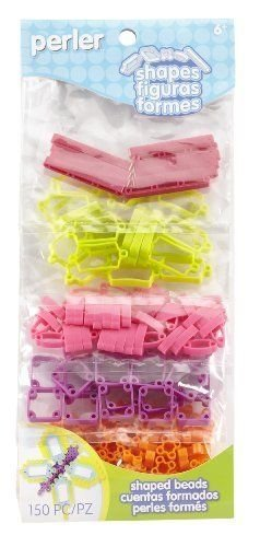 Perler Beads Perler Shapes Bead Bag, Sunset Color -