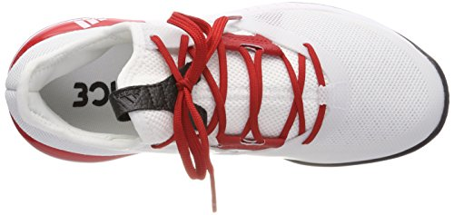 Adidas Adizero Damer Trodsige Bounce Fitness Sko, Lyseblå Hvide (ftwbla / Escarl / Negbas 000)