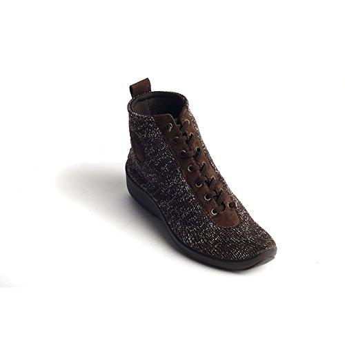 Arcopedico 1361 Shocks 5 Womens Boots, Brown Starry Night, Size - 38