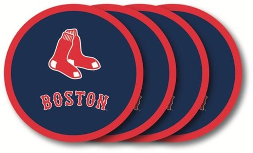 Red Sox Coasters - 3
