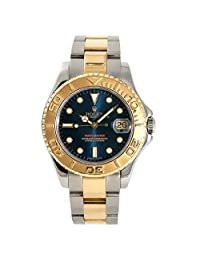 Rolex Yacht-Master Automatic-self-Wind Female Watch 68623 (Certified Pre-Owned)
