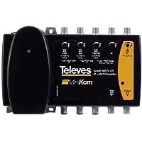 Televes 5396 - Central amplificador ca-minikom matv+fi