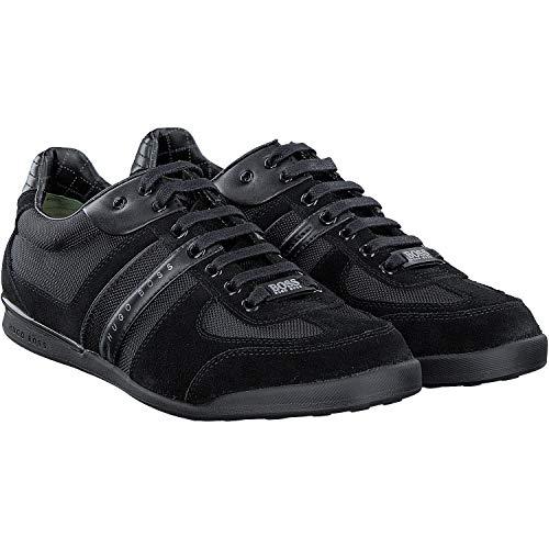 Schwarz Top Low Akeen 10167168 BOSS Green Sneaker Herren 01 wqEFCt8