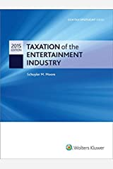 Taxation of the Entertainment Industry, 2015 (Cch Tax Spotlight) Perfect Paperback