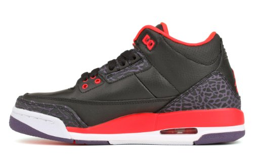 sale for sale clearance Nike Air Jordan 3 Retro BG Junior Trainers Black fast delivery online outlet good selling outlet cheap authentic HiO30yjHSj
