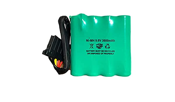 9.6v 3600mAh Ni-MH E5503-07E-001 E550307E001 8HR-4//3FAU PC Battery 8HR-4//3FAUPC Okuma MB4000 Battery MB4000A